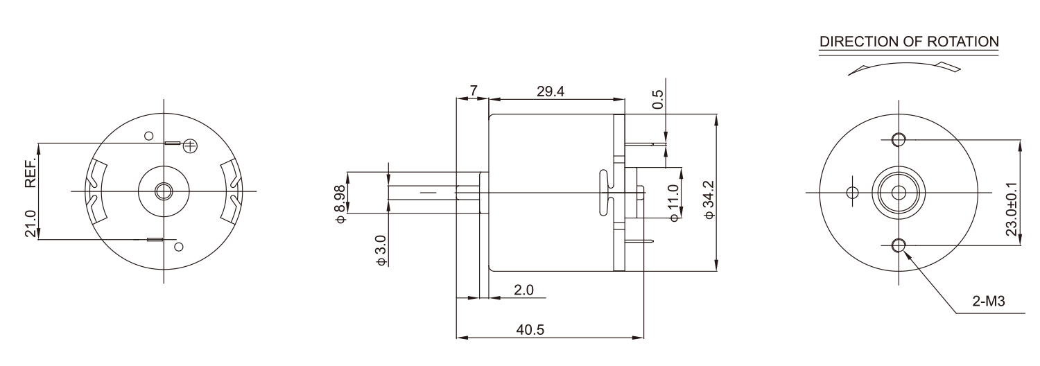 DC-Motor_RK-510SA_Outline-drawing