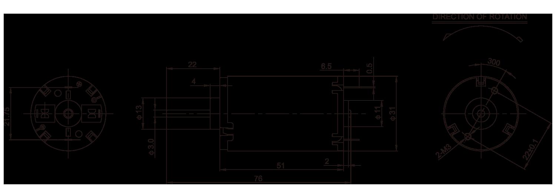 DC-Motor_RH-477_Outline-drawing