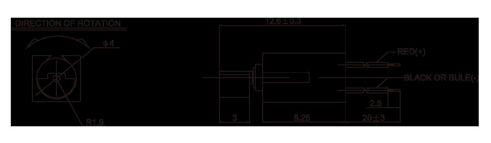 Coreless-DC-Motor_HS-408-Z300-70100